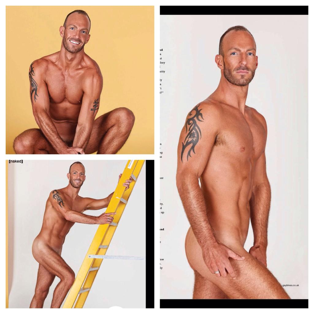 RT @JAMESINREHAB: Proud to work with @Ballstocancer charity on @GayTimesMag new issue.Piss take or perv but still #proud #ballstocancer htt…