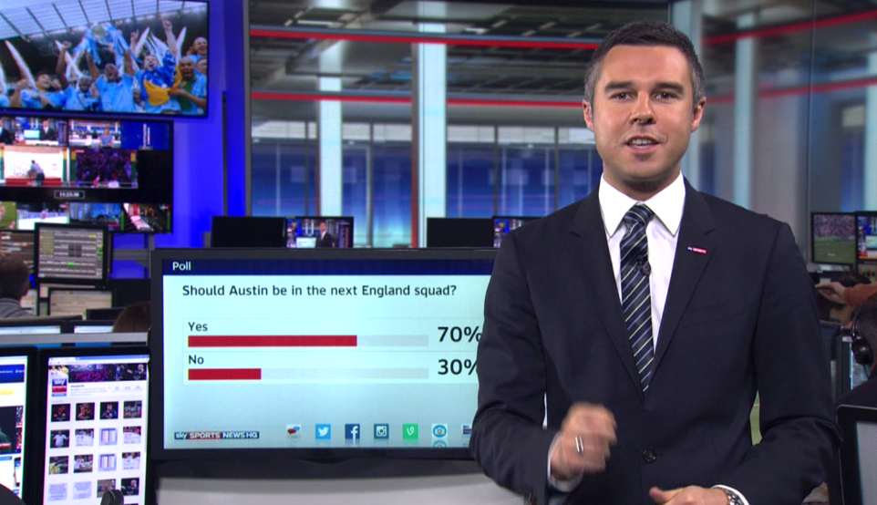 RT @SkySportsNewsHQ: POLL RESULT: 70% of you have voted that #QPR's Charlie Austin should be included in the next England squad. #SSNHQ htt…