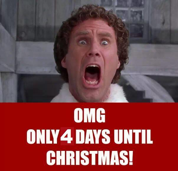 Days Until Christmas Meme.Tj Sheehan On Twitter Omg 4 Shopping Days Until