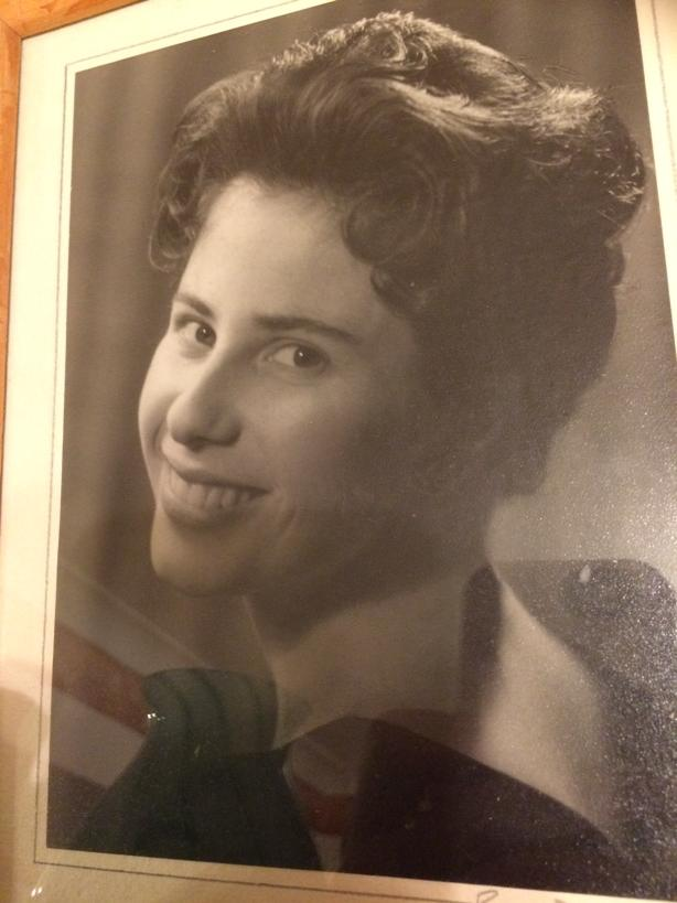 This was my mum, who died yesterday. http://t.co/uDbsuq7P3o