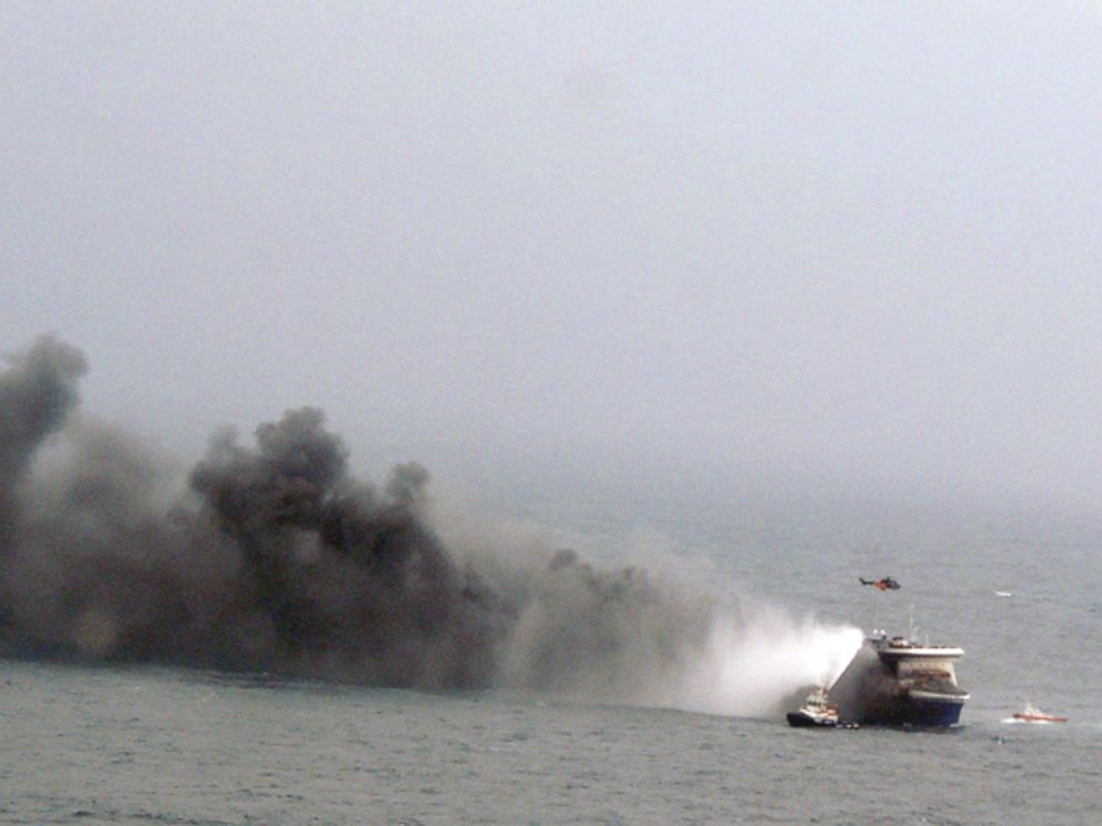 JUST IN: 227 passengers remain stranded in ferry disaster http://t.co/Bjs5JOaCwG http://t.co/AOHGkviBiT