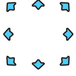 やんま A Twitter サモンズボードユーザーも増えただろうしサモンズアイコン用素材再掲します ご自由にサモンズ風アイコン作るのに使ってください サモンズ サモンズボード Http T Co H8ra3jcvlc