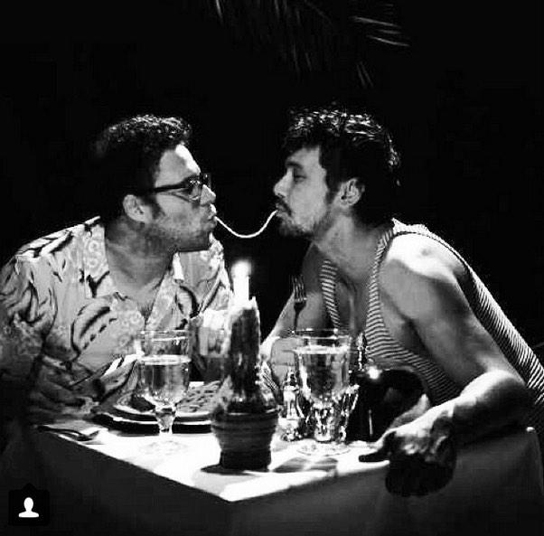 """fucker on Twitter: """"James Franco and Seth Rogen are Co-stars friendship goals af  http://t.co/w6T6wwN9c1"""""""