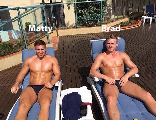 RT @RugbyLeagueMen: Number 1.  Has to be the incredible views when Matty Russell & Brad Dwyer went on holiday together #RugbyLeagueTop20 ht…