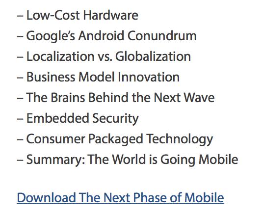 download Advanced Topics