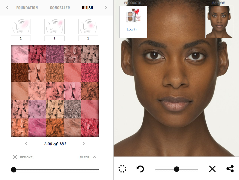If you haven't played with our virtual makeover tool yet, you're SERIOUSLY missing out: http://t.co/QaVCstmYCz http://t.co/sYOKkjcioy