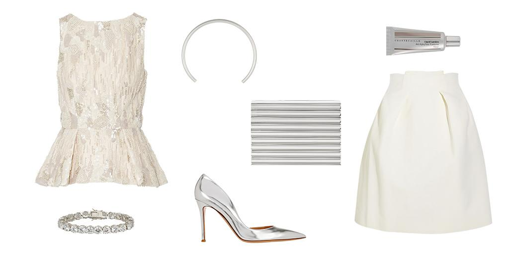 Be ready for wherever the night takes you in a classic cream pairing. http://t.co/f6dG5pJOvO http://t.co/sLWiAVr0rU