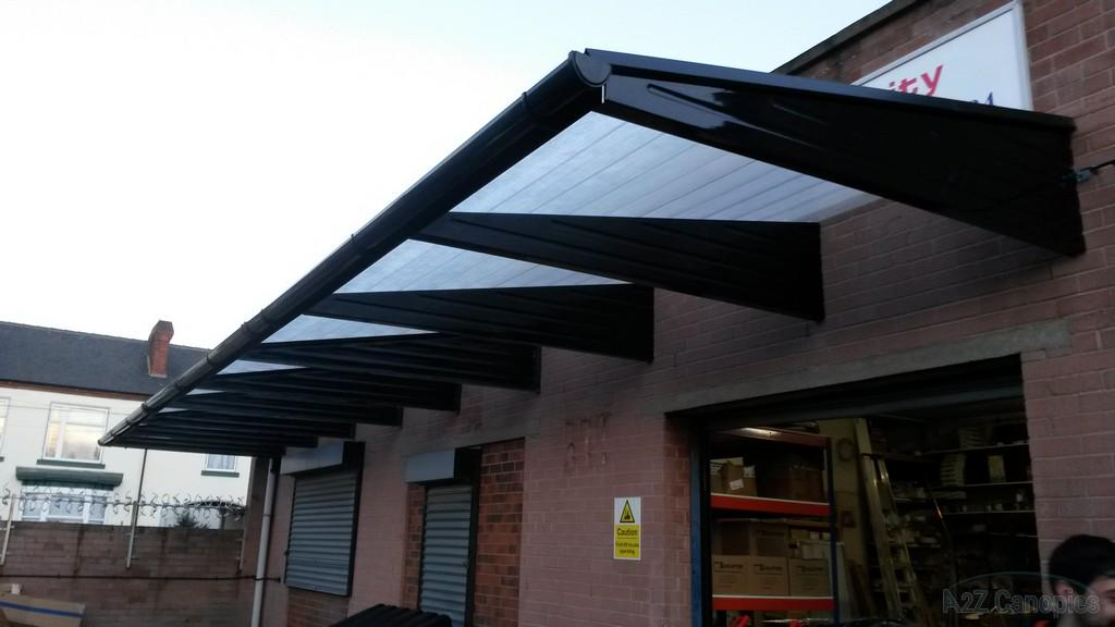 A2z Canopies on Twitter  A2z Canopies recent Cantilever GRP Canopy installation #commercial #canopy #cantilever #black //t.co/uMsNnqUHgF  & A2z Canopies on Twitter: