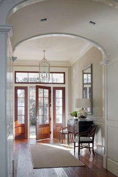 Luxe Home Interiors On Twitter Beautiful Barrel Ceiling May River Custom Home Traditional Entry Atlanta Hansen Architects P C Homei Http T Co Izaw6r8ehd