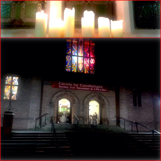 Loved this evening's Carols by Candlelight in #Bangor #Family #HomeForChristmas ❤️🎼🎶🎺🎹⛪️🎄✨ http://t.co/R9Orwzqc3j