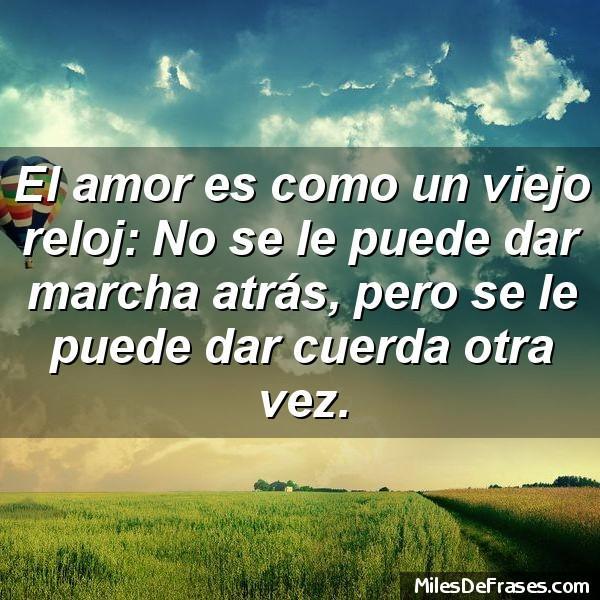 Uživatel Frases En Imágenes Na Twitteru El Amor Es Como Un