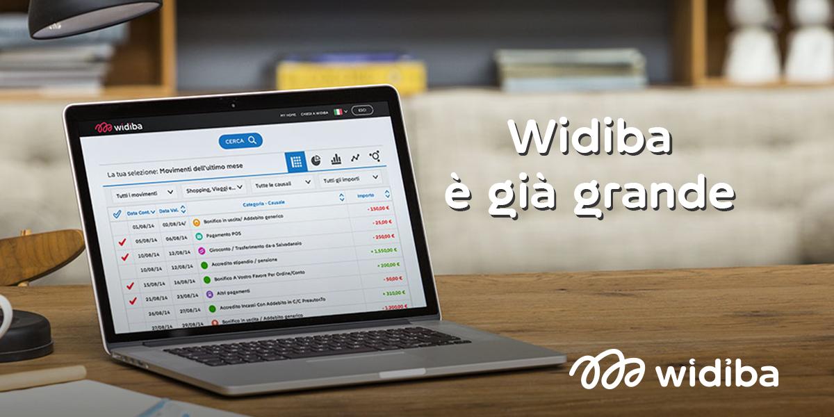 Oggi Widiba dà il benvenuto a 100.000 nuovi clienti e ad una rete di 600 Personal Advisor. http://t.co/Xbl9XYS7u5 http://t.co/laKSCyLs8m