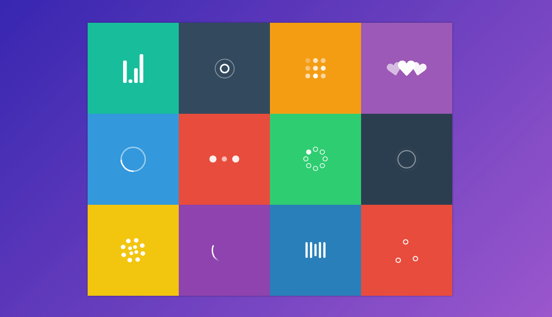 Re-sharing this nice collection of SVG loaders inspired by Google's material design. http://t.co/QcYaTBLRoi http://t.co/D8xDpTbhiI