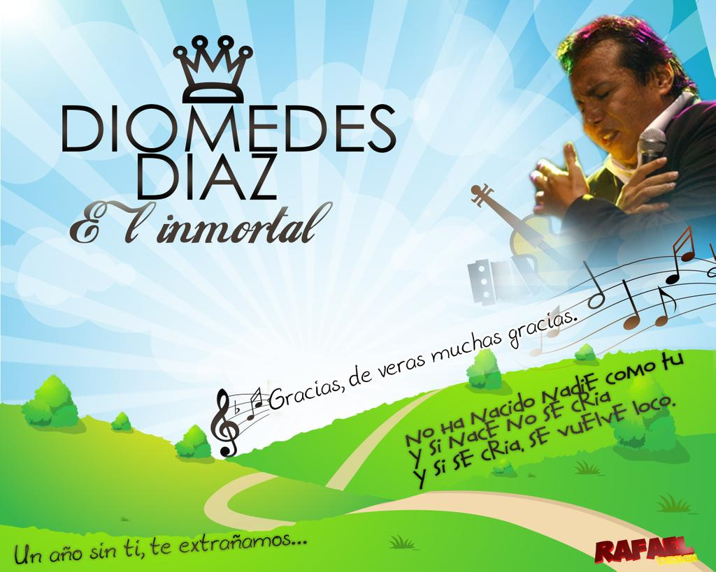 Diomedes Diaz, el INMORTAL