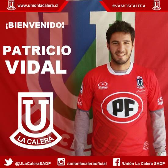 Patricio Vidal, chileno