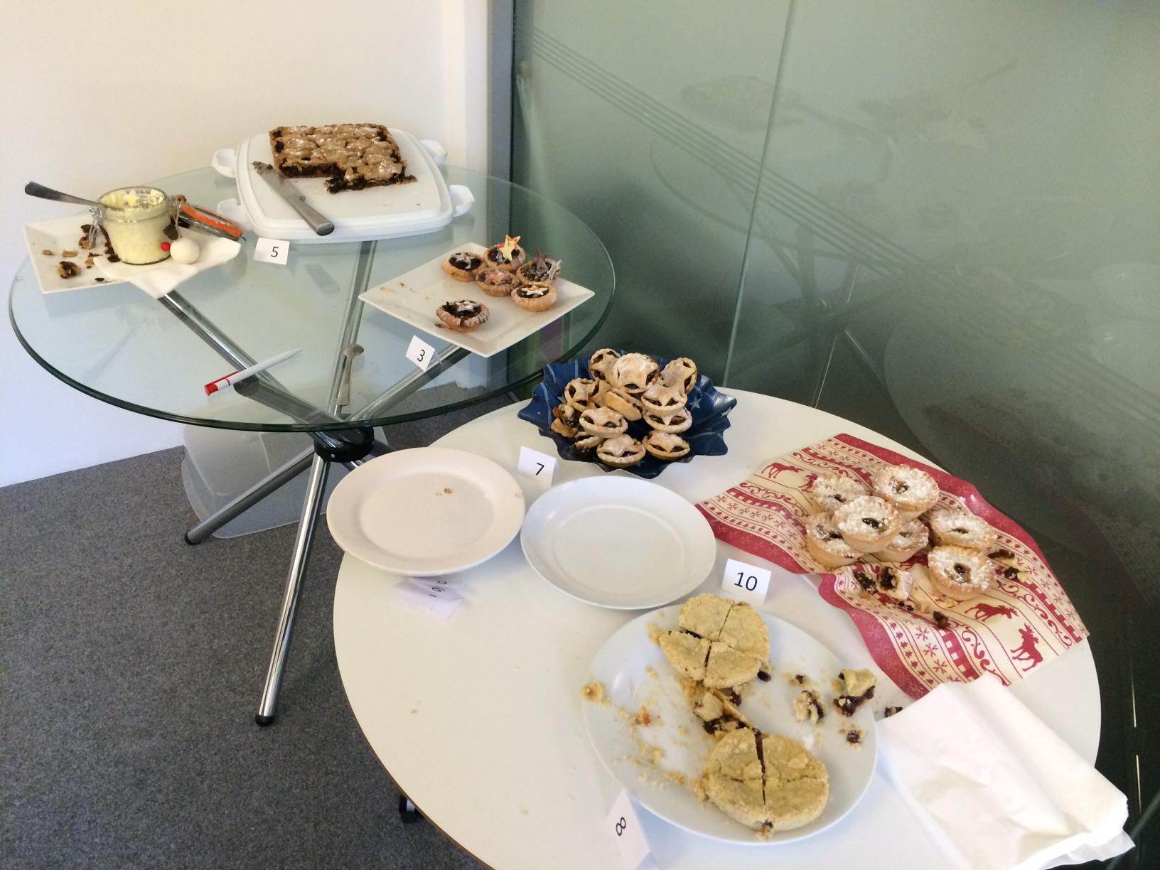 The Think Tank hosts mince pie bake off - find out more here: #bakeoff #christmas http://t.co/ZhGhvjL8C7 http://t.co/lAcfdnU2kV
