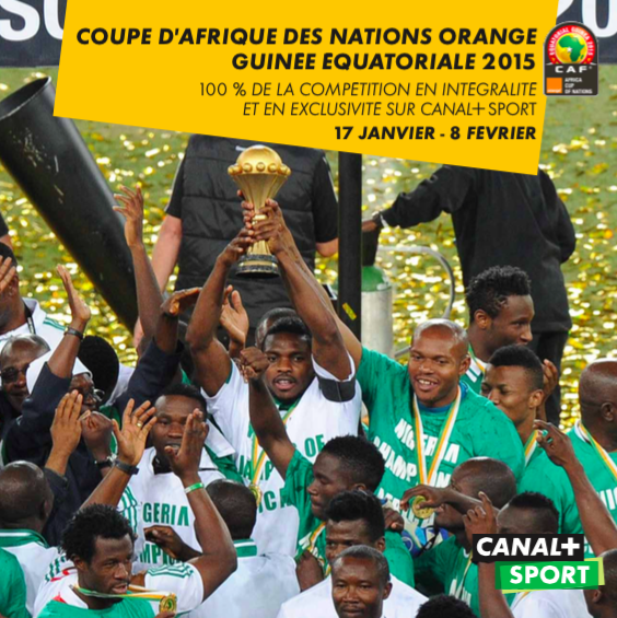 Canal on twitter la coupe d 39 afrique des nations orange - Coupe afrique des nations 2015 groupe ...