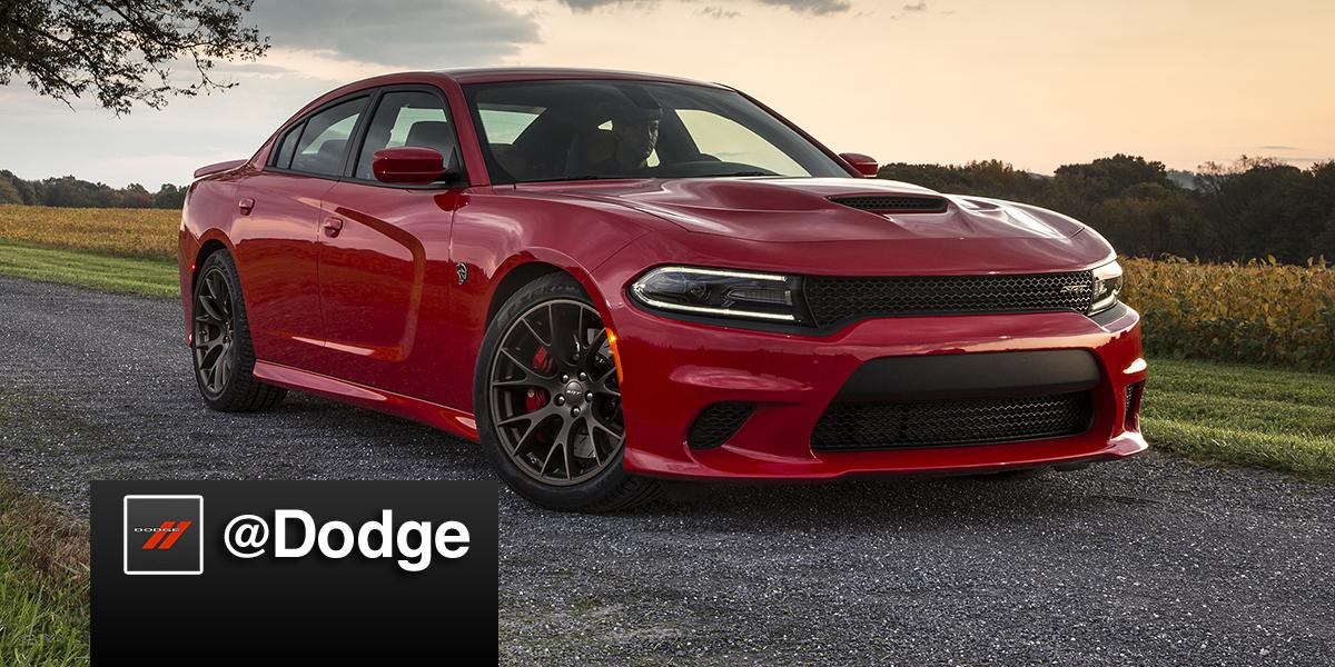ICYMI: For all SRT news and updates in the new year, be sure to follow the @Dodge account. http://t.co/ElnKrQX9g5