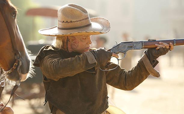 Westworld par HBO et produit par J. Nolan et J.J. Abrams!! B5eRJ2ECUAAgVe3