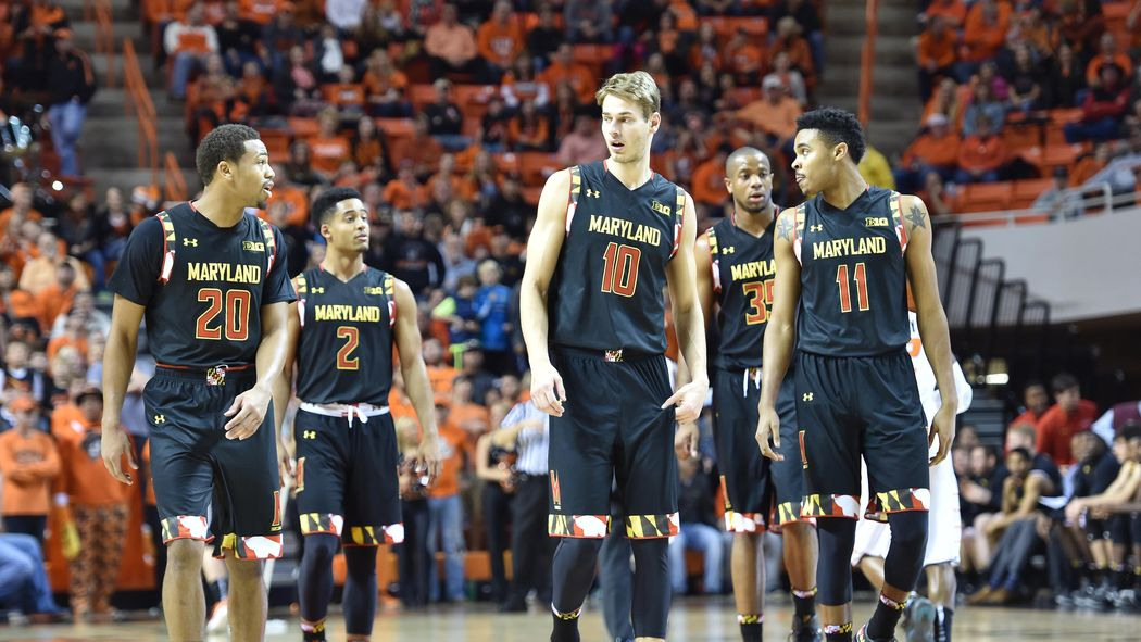 Movin' on up - Maryland rises again in the AP poll for third straight week, now #15 http://t.co/lUxXisTKbJ http://t.co/BNMYNCUHGG