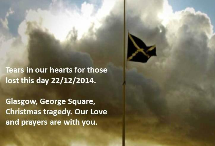 RIP to those lost today #georgesquare no sadder news before Christmas http://t.co/I767ymljqp
