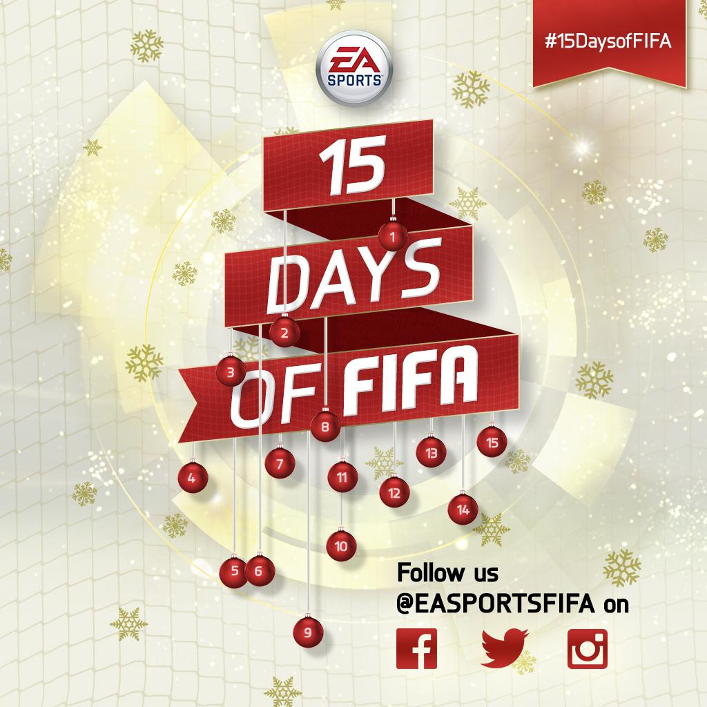 Could it be a @Pele giveaway today? #15DaysofFIFA http://t.co/XLl1pN7C3P
