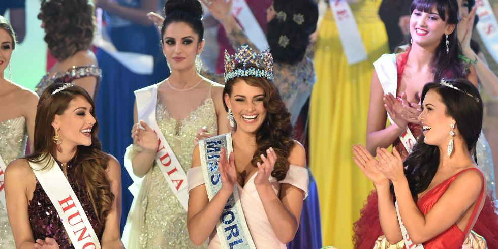 Oh, some great news about the Miss World pageant. Unexpected. http://t.co/GWg89qa2k4 http://t.co/MDxmHqHLs1