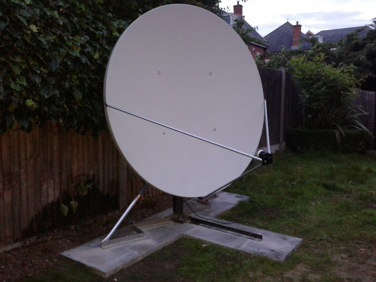 CHANNEL MASTER 1.8M