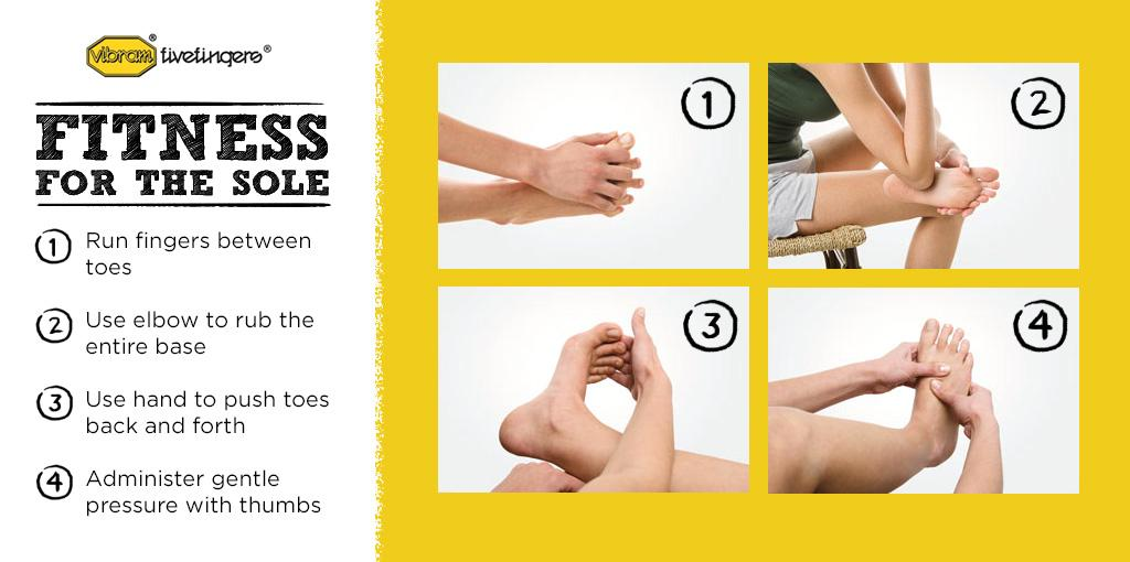 Keep those toes in shape with our #FiveFingers exercises. http://t.co/0kM5T3lXYz