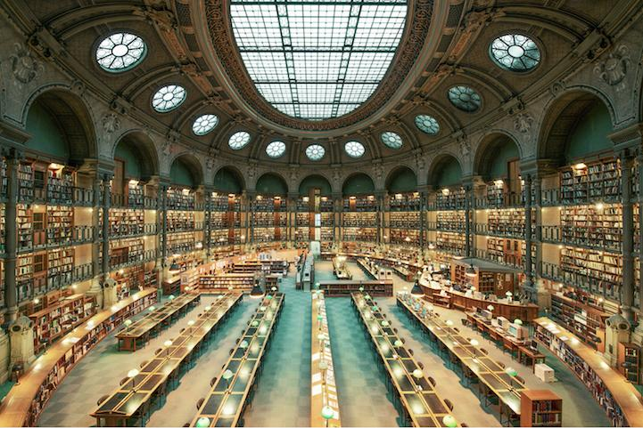 RT @mymodernmet The captivating beauty of libraries around the world http://t.co/ggXCggTdGa