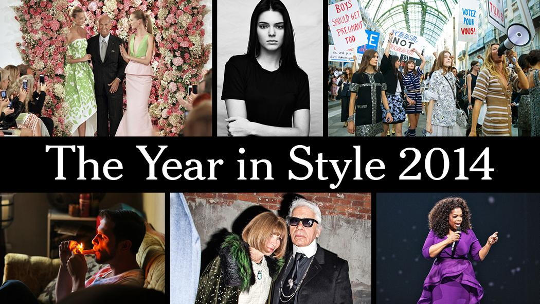 From Ghesquière's debut to Gaultier's return: Relive 2014's best stories with our timeline. http://t.co/YwU4Usng33 http://t.co/mk1adZRIfb