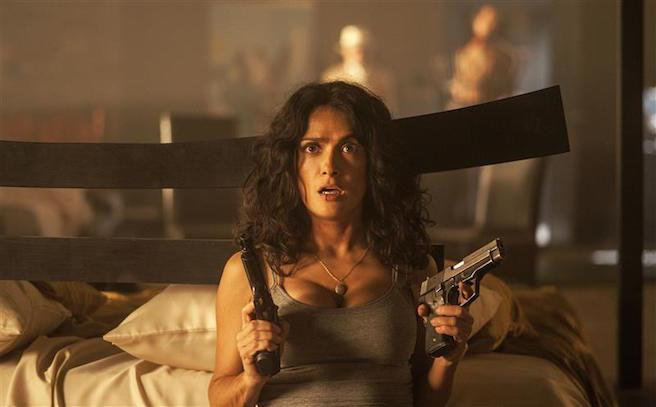 "Cinema: ""Everly"" con Salma Hayek, trama Film e Trailer."