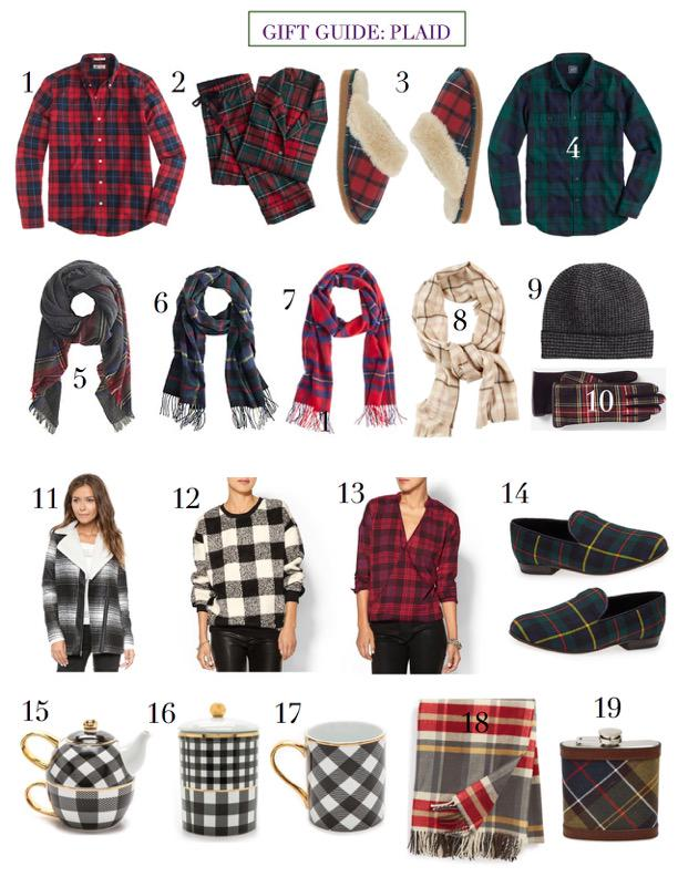 Holiday gift guide: For the #plaid lover http://t.co/Y07eXJCYYc http://t.co/ZKIkLFi2P0