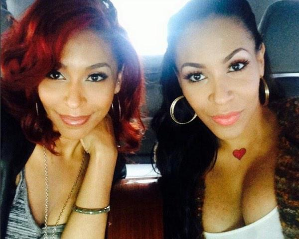 """S H O N 💕 on Twitter: """"Damn! Amina and her sister look ..."""
