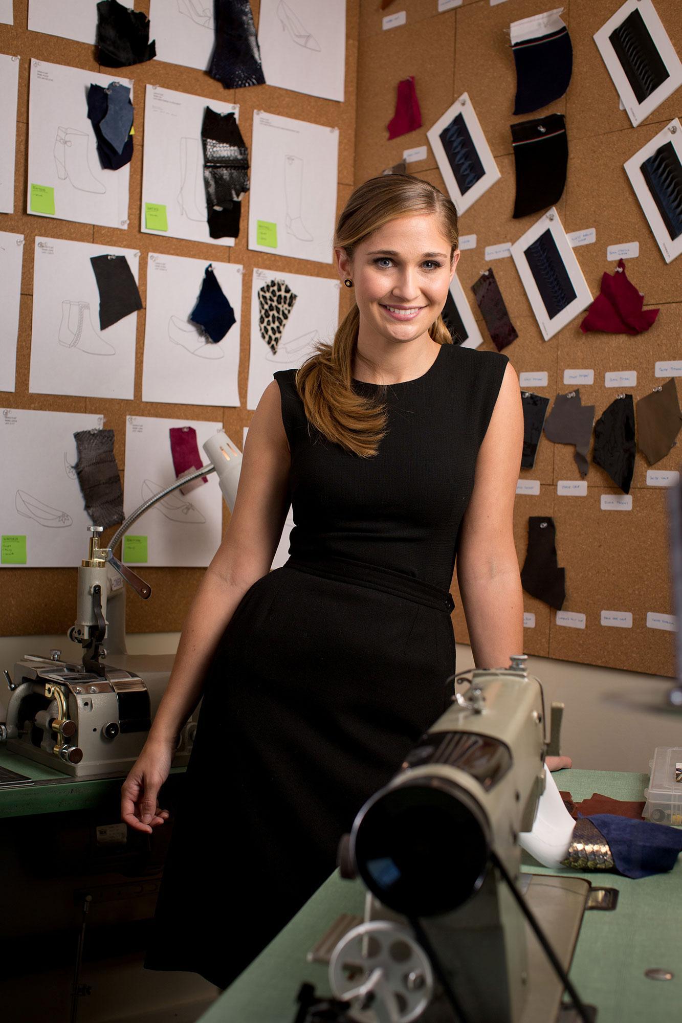 The stylish New York shoe designer @SarahFlint_nyc shares her shopping secrets: http://t.co/SCjmovxzUz http://t.co/h6gcrD6lNb