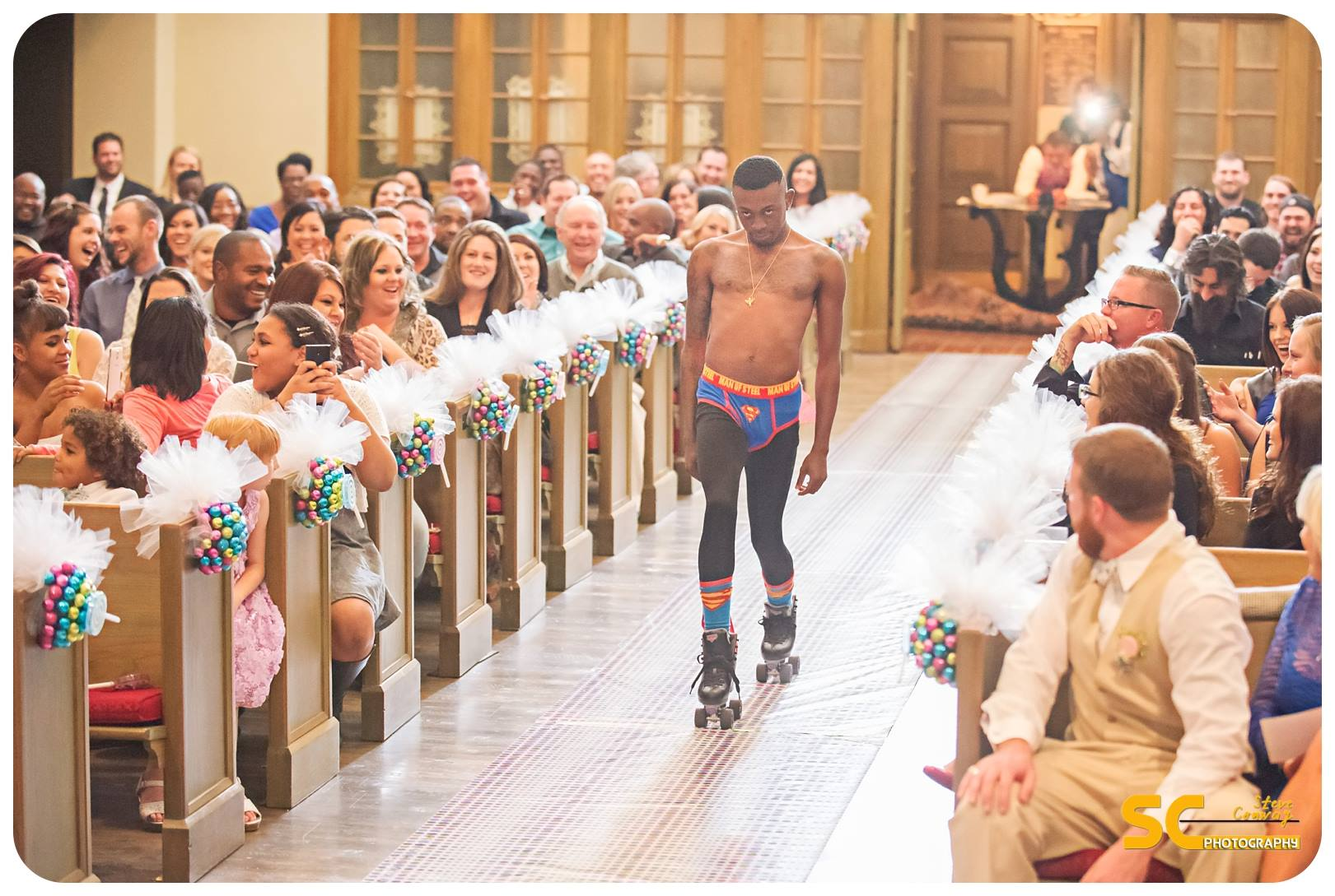 This Wedding Features the Best Ringbearer Ever http://t.co/tk3ixMapvB http://t.co/pLzFL4PCZF