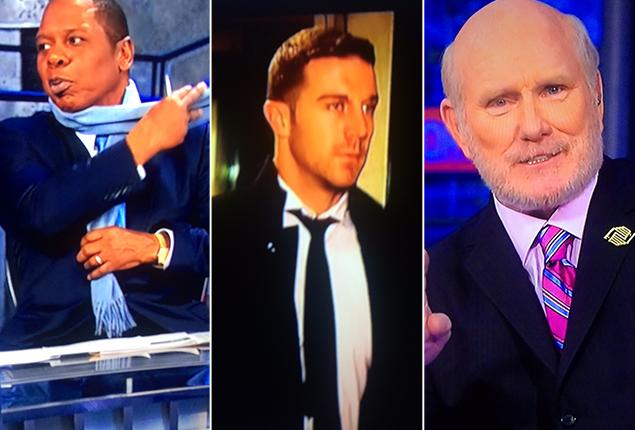 The best and worst dressed NFL commentators of the week: http://t.co/YaJpW6xaGD http://t.co/gji6k589UU