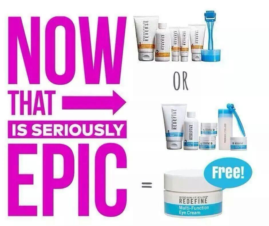 Kristi Hepburn On Twitter Rodan Fields Skincare Bundle Special