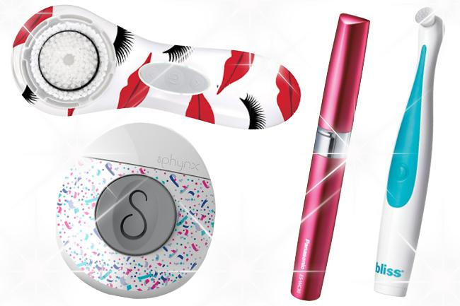 The glam girl's beauty gadget gift guide: http://t.co/RyUVcrcMpa http://t.co/WNMZ8vVnVt
