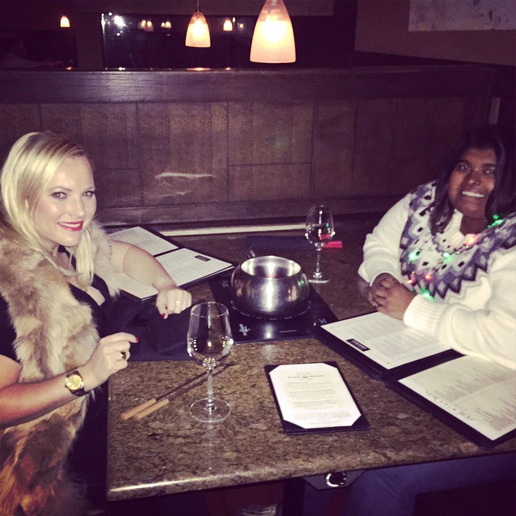"Bridget Mccain: Meghan McCain On Twitter: ""Sisters Christmas Dinner With"