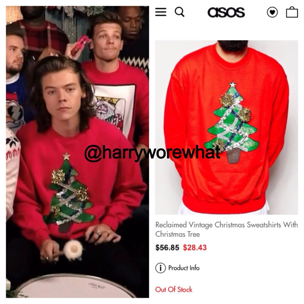 Harry Wore What on Twitter: \
