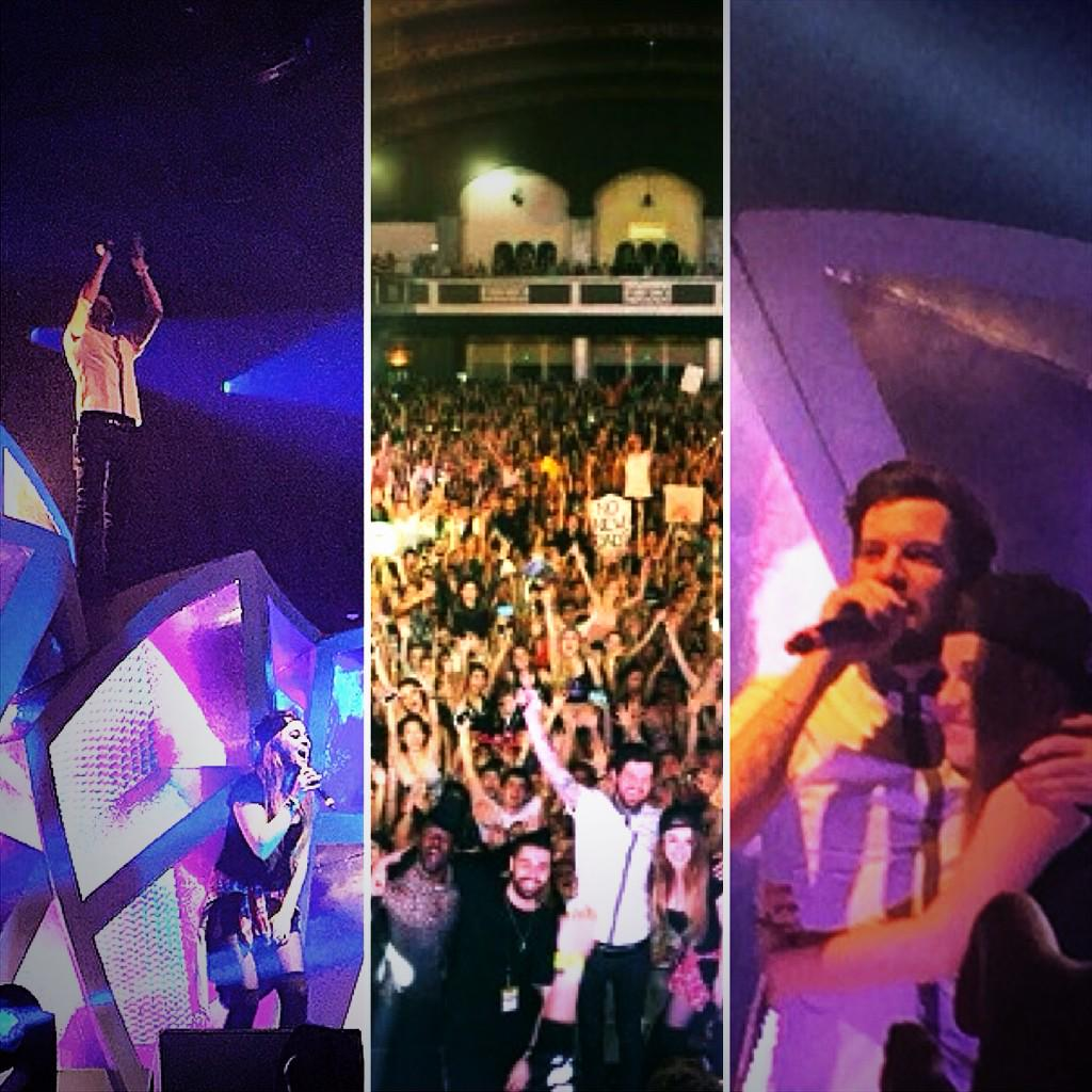 Pics from Sunday night at @shrineLA wit @DILLONFRANCIS. Crazy amazing weekend. #hurricane http://t.co/l00wl6oOTF