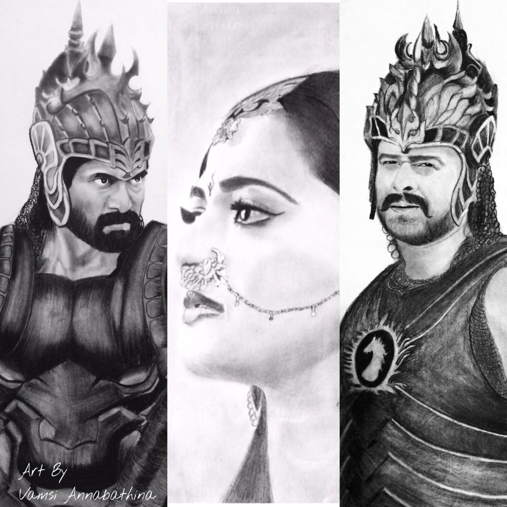 """dhavala on Twitter: """"👌👌👌"""" @vamcchow : pencil sketches of # ..."""