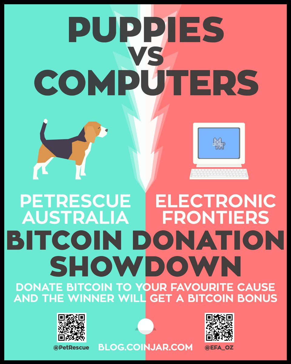 coinjar on twitter not long till christmas day get in the bitcoin giving spirit and donate to pupcomp httptcoqd5ekmshtf httptco8p5nxlvf6i - How Much Longer Till Christmas