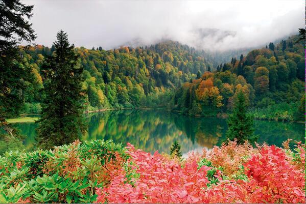 Karagöl : The Black Lake of Borçka