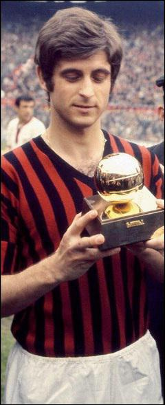 "EverythingAcMilan on Twitter: ""On this day, 45 years ago, Gianni Rivera won the Golden Ball: first Italian player and first Milanista to win it. http://t.co/mVCWxq2eGt"""