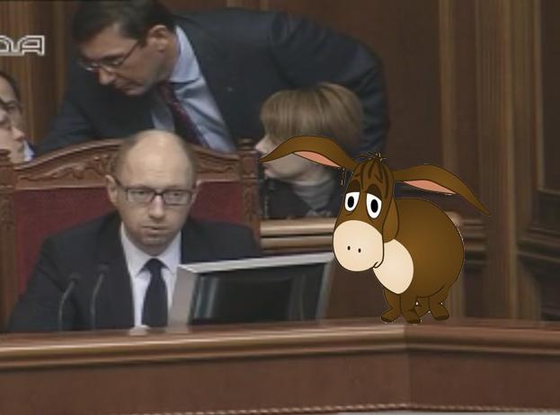 Без принятия реформаторских законов нет смысла рассматривать проект бюджета, - Яценюк - Цензор.НЕТ 2549