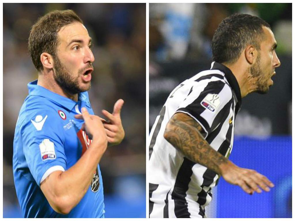 Diretta TV Napoli Juventus Live Streaming Calcio Serie A oggi 11/1/15