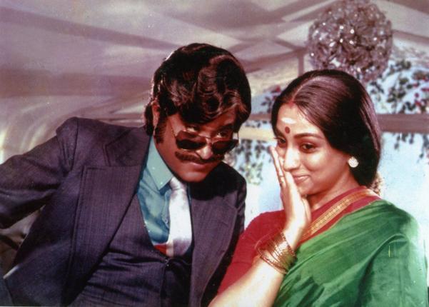 Image result for rajini netrikan movie