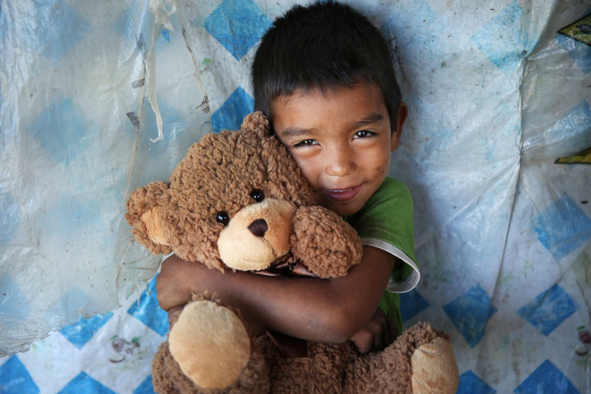 Your donations of toys allowed us to make #Christmas brighter for children in 15 countries. Thank you! http://t.co/fyHfIVmRys